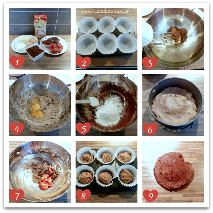 How-to cupcake en cakepop Moederdag