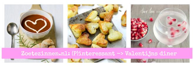 Inspiratie Valentijns diner