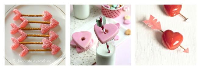 Ter inspiratie: hapjes voor Valentijnsdag