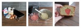 How-to: cake met gekleurd hartje in het midden