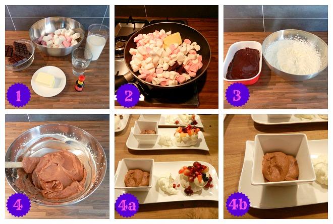 Recept chocolade mousse zonder rauwe eieren