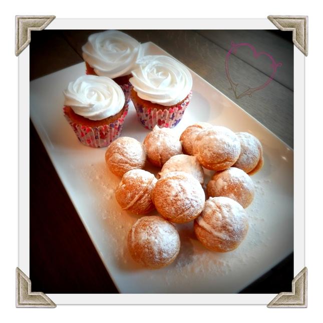 Soezen en cucpcakes