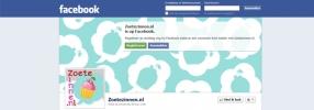 Zoetezinnen.nl op Facebook