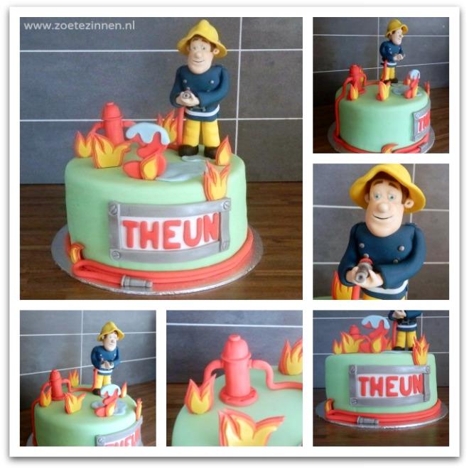 taart brandweerman sam brandweerman sam taart taart brandweerman sam