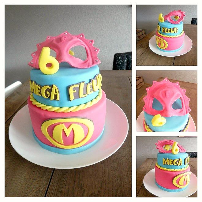 mega mindy taart Nee, het is een Mega Mindy taart! mega mindy taart